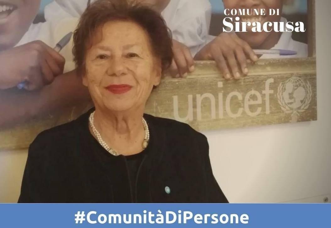 Le prof.ssa Carmela Pace sarà la nuova presidentessa di UNICEF Italia