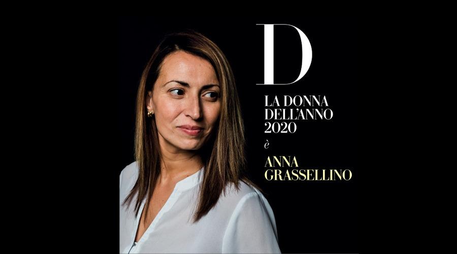 """""""D - la Repubblica"""" nomina """"Donna dell'Anno"""" la scienziata siciliana Anna Grssellino"""