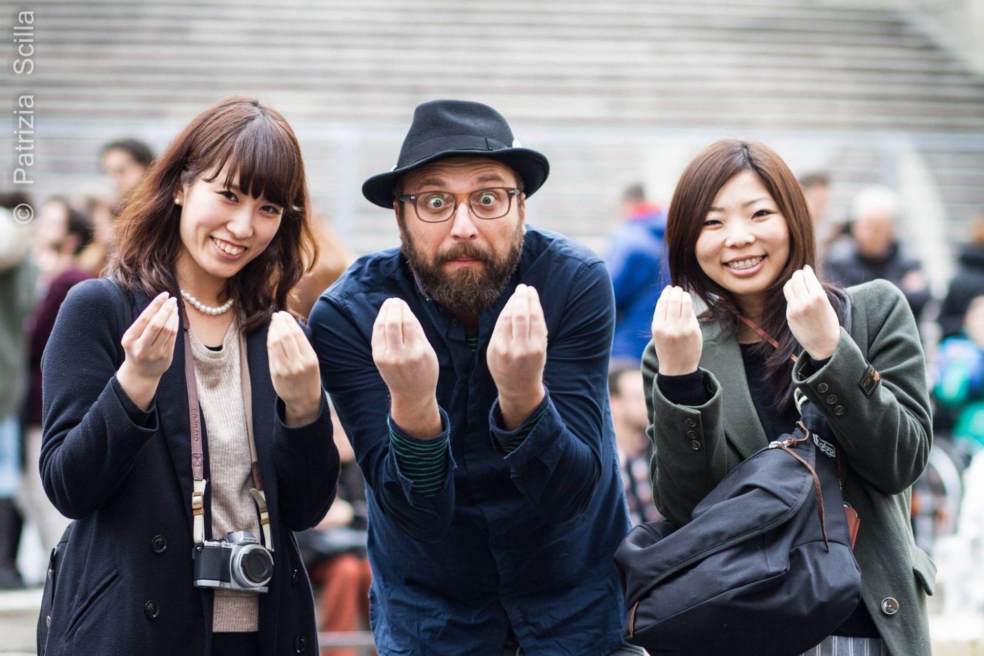 Luca Vullo ha lanciato una petizione online affinché la gestualità italiana diventi patrimonio dell'umanità