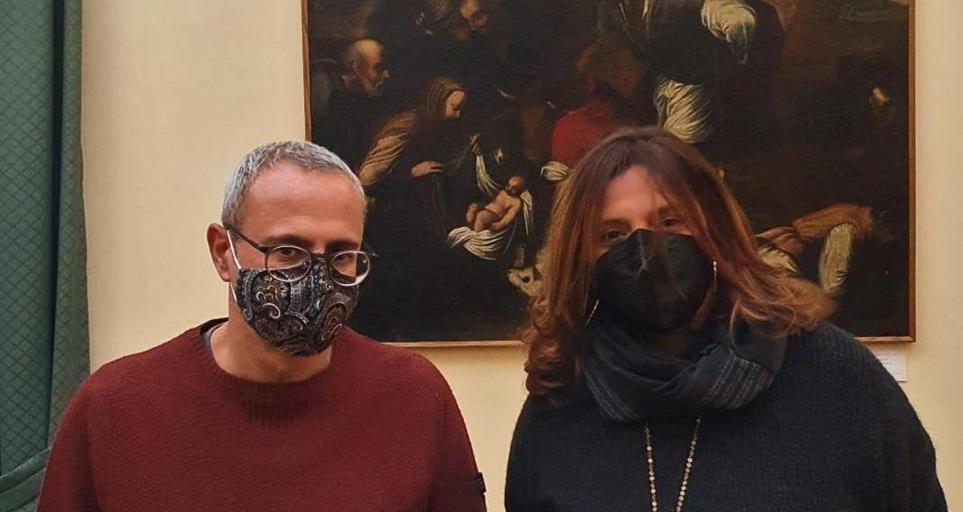 INCONTRO FRA L'ASSESSORE SAMONÀ E LA NEO-SOPRINTENDENTE DI PALERMO SELIMA GIORGIA GIULIANO