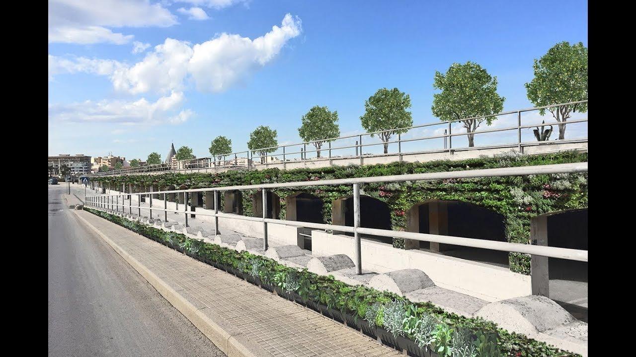 Siracusa: approvato progetto green per la riqualificazione del parcheggio Talete