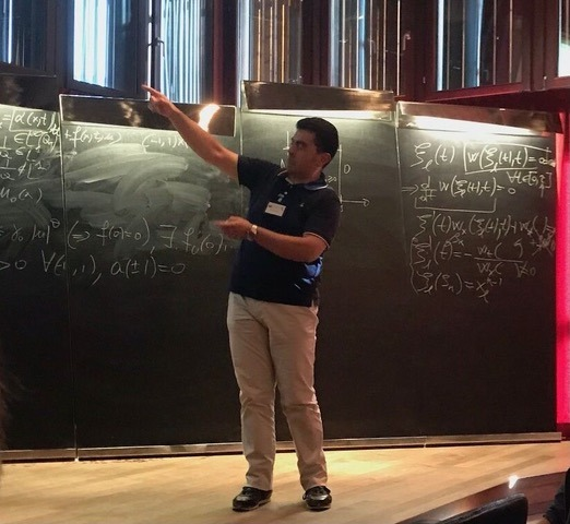 Il matematico Giuseppe Floridia sarà l'unico rappresentante siciliano al Cun
