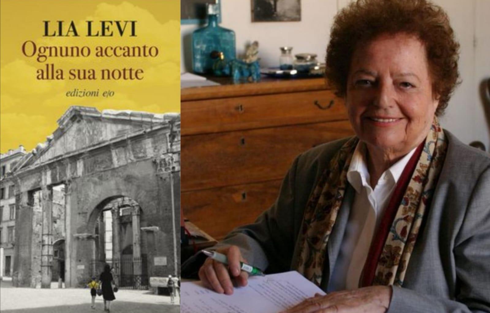 """""""Ognuno accanto alla sua notte"""": un'amicizia lunga 80 anni raccontata nell'ultimo romanzo di Lia Levi"""