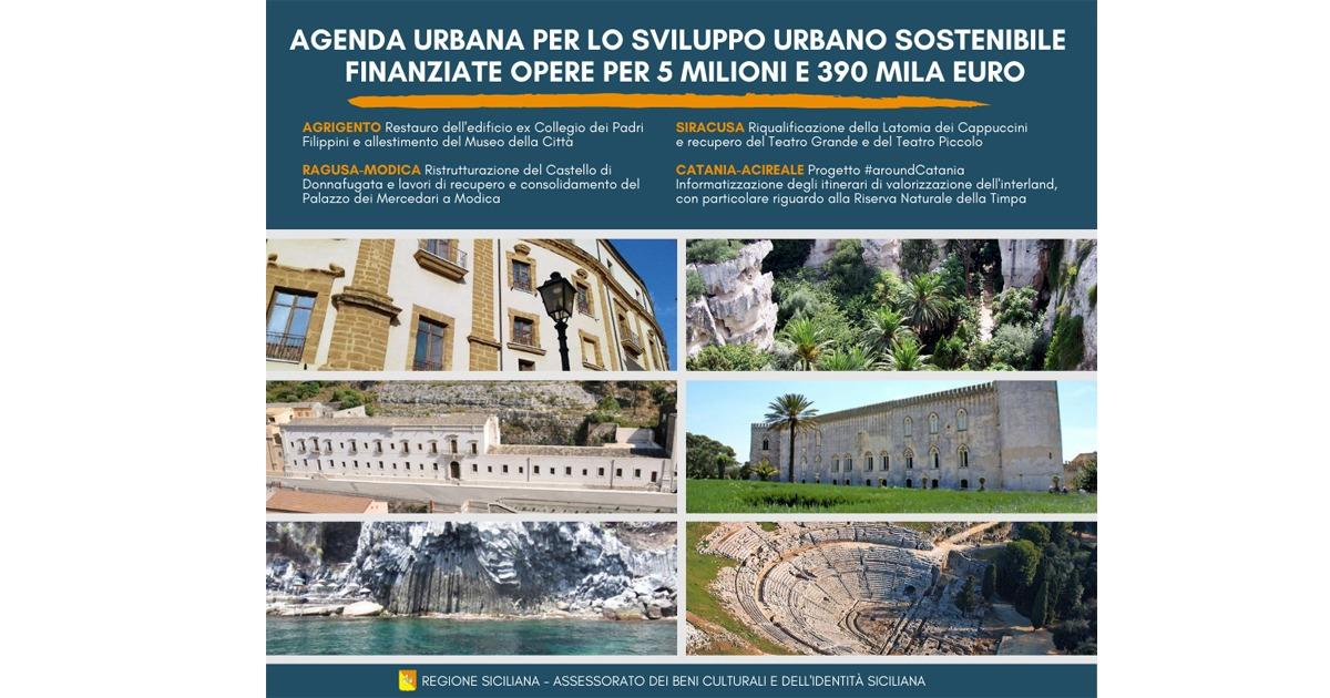 """""""Le città tardo barocche del Val di Noto"""" punta a includere altri 5 Comuni"""