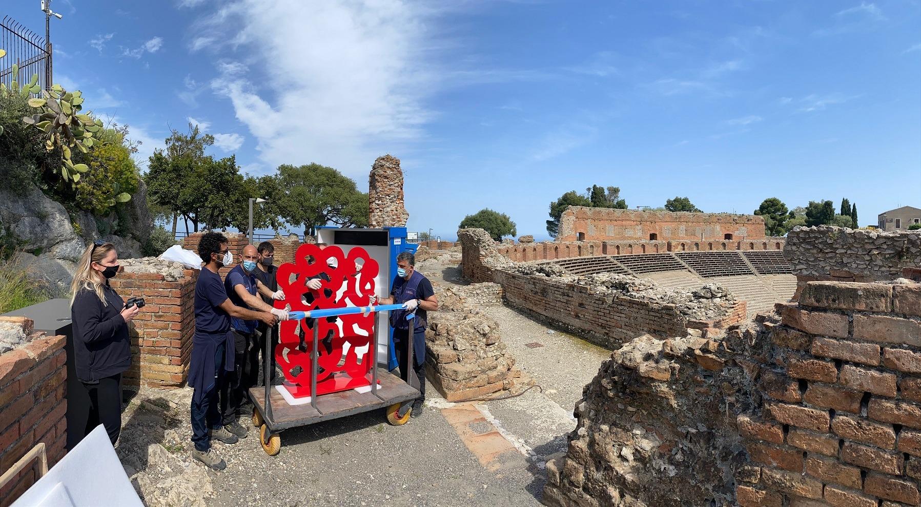 Tre artisti di tre diverse nazionalità raccontano Palermo: PALERMO PANORAMA