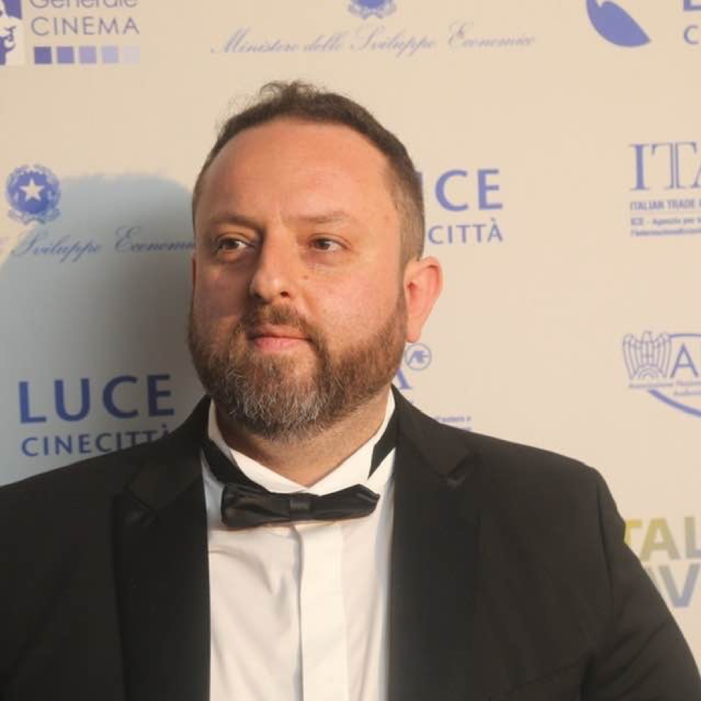 Daniele Gangemi mette su una squadra internazionale per i Cinemagia Movie Awards