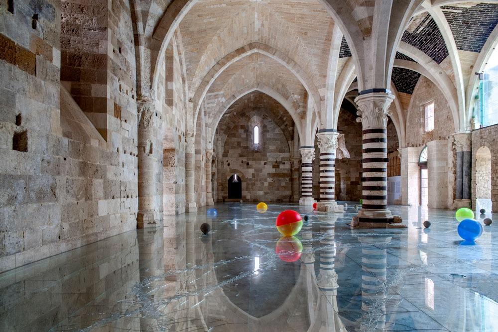 """MOSTRE: tra paesaggi e abissi marini, al Museo Archeologico di Lipari arriva """"Dipinti sull'acqua. Da Sartorio a De Conciliis"""""""