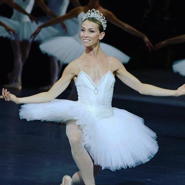 L'étoile Eleonora Abbagnato dice addio all'Opéra di Parigi