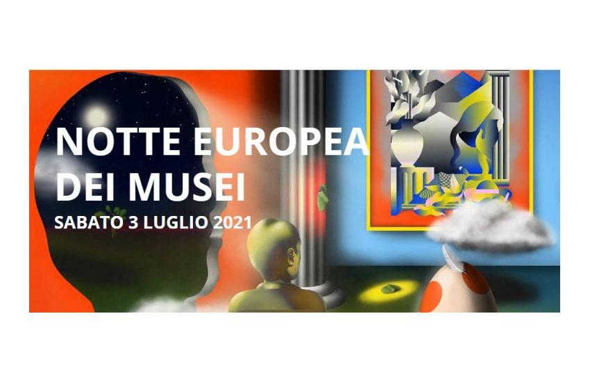 Torna la notte Europea dei Musei per l'estate 2021