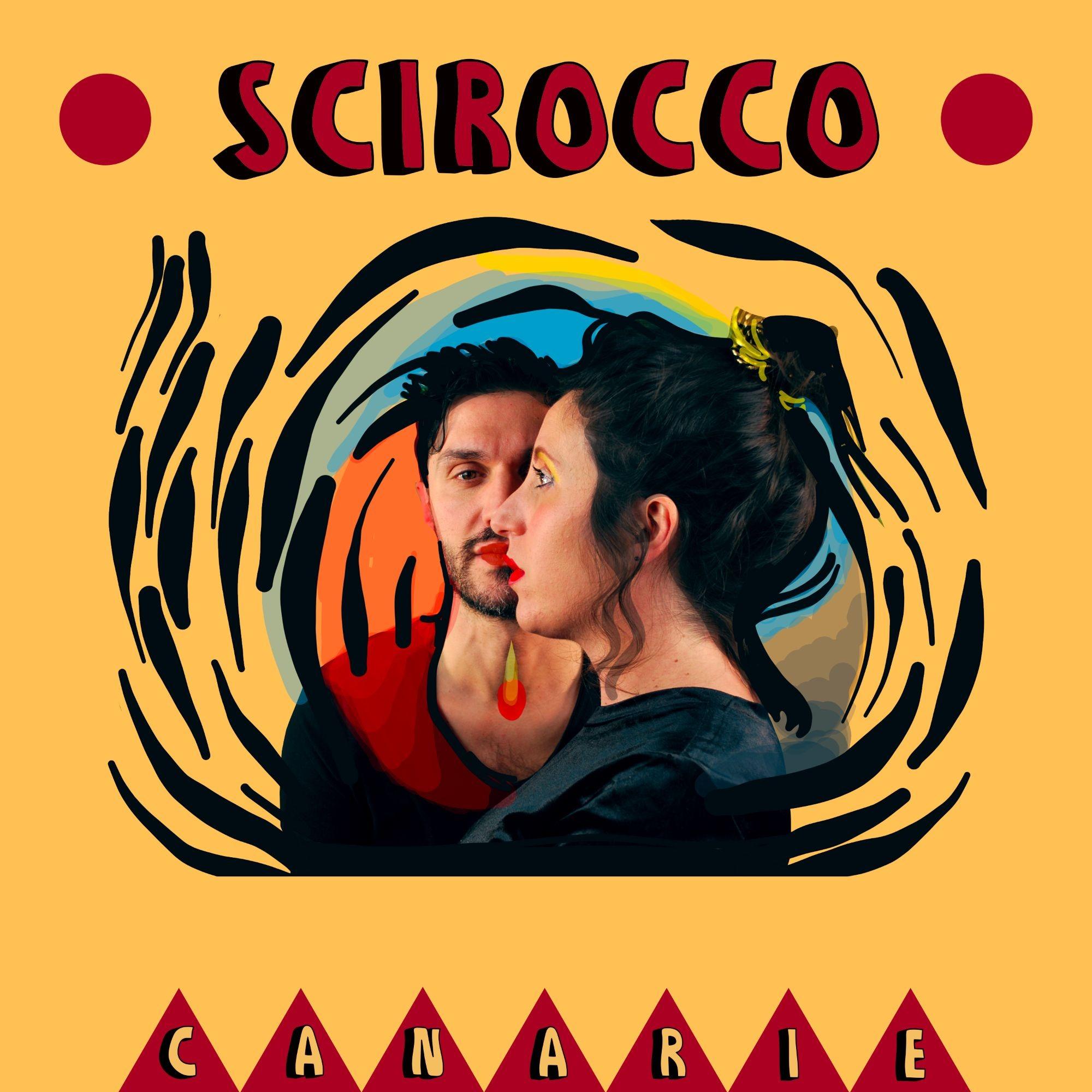 """Arriva """"Scirocco"""": il nuovo video caldo e psicotropo di Canarie"""