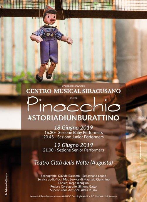 Pinocchio #storiadiunburattino - Intervista alla presidente di CMS Simona Gatto
