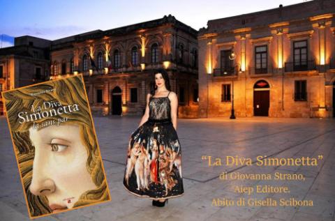 """""""La Diva Simonetta, la sans par"""" - Giovanna Strano racconta il suo ultimo romanzo"""