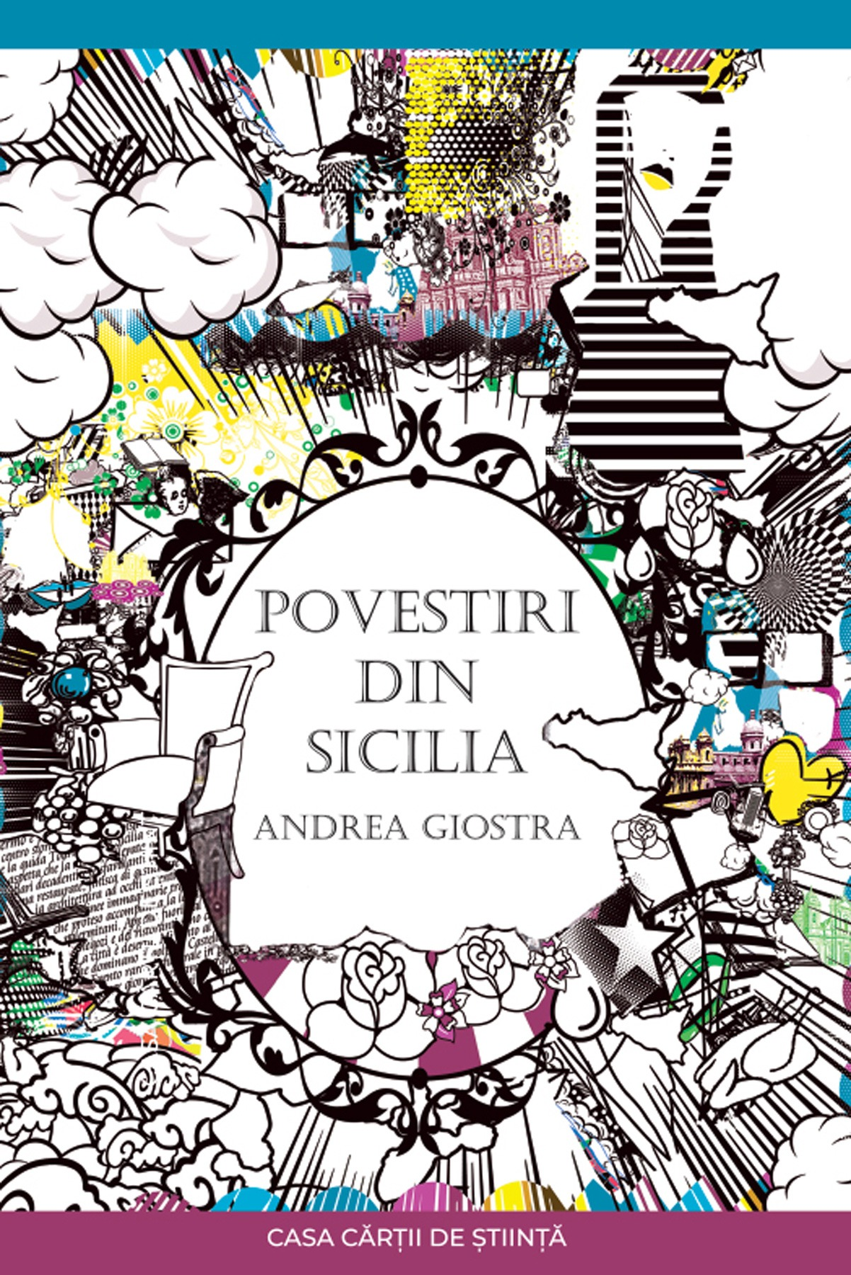 "La casa editrice rumena ""Casa Cărții de Știință"" ha pubblicato le ""Novelle brevi di Sicilia"" all'interno della collana "" ̆ ̆"""