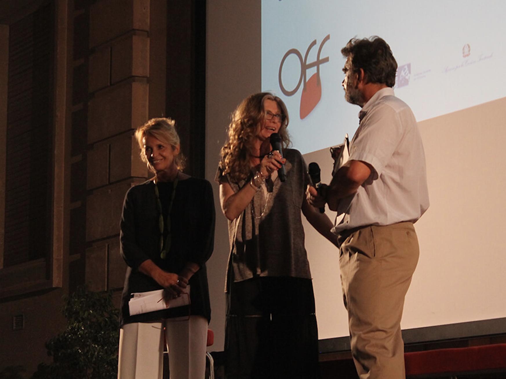Siracusa: da stasera Ortigia Film Festival. Siamo andati dietro le quinte con Lisa Romano e Paola Poli