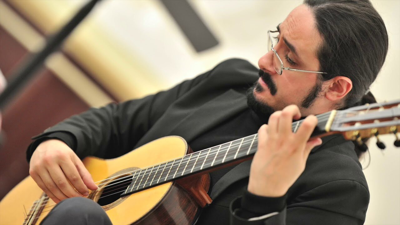 Il chitarrista Davide Sciacca nominato dal Consolato Onorario di Liverpool
