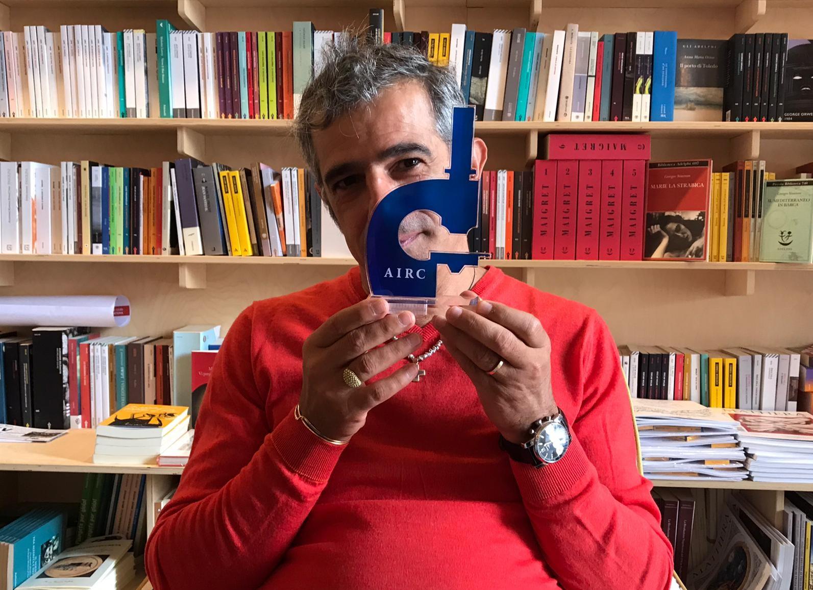 Paolo Fresu e Daniele di Bonaventura al Bellini per la raccolta fondi 2019 dell'AIRC