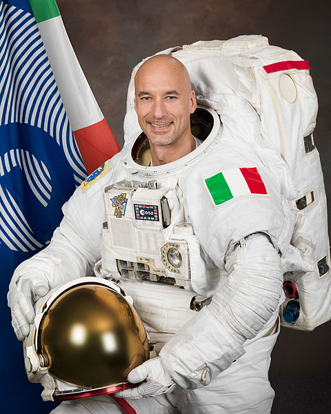 Luca Parmitano: il siciliano è il 1° italiano comandante della Iss!