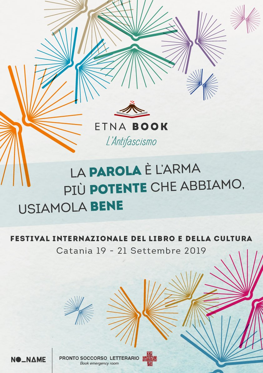 ETNABOOK! Al via la I edizione del Festival del libro di Catania