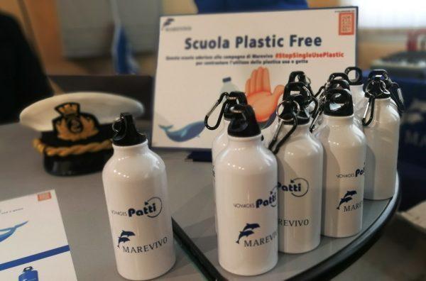 Plastic free! A Favara la prima scuola senza plastica