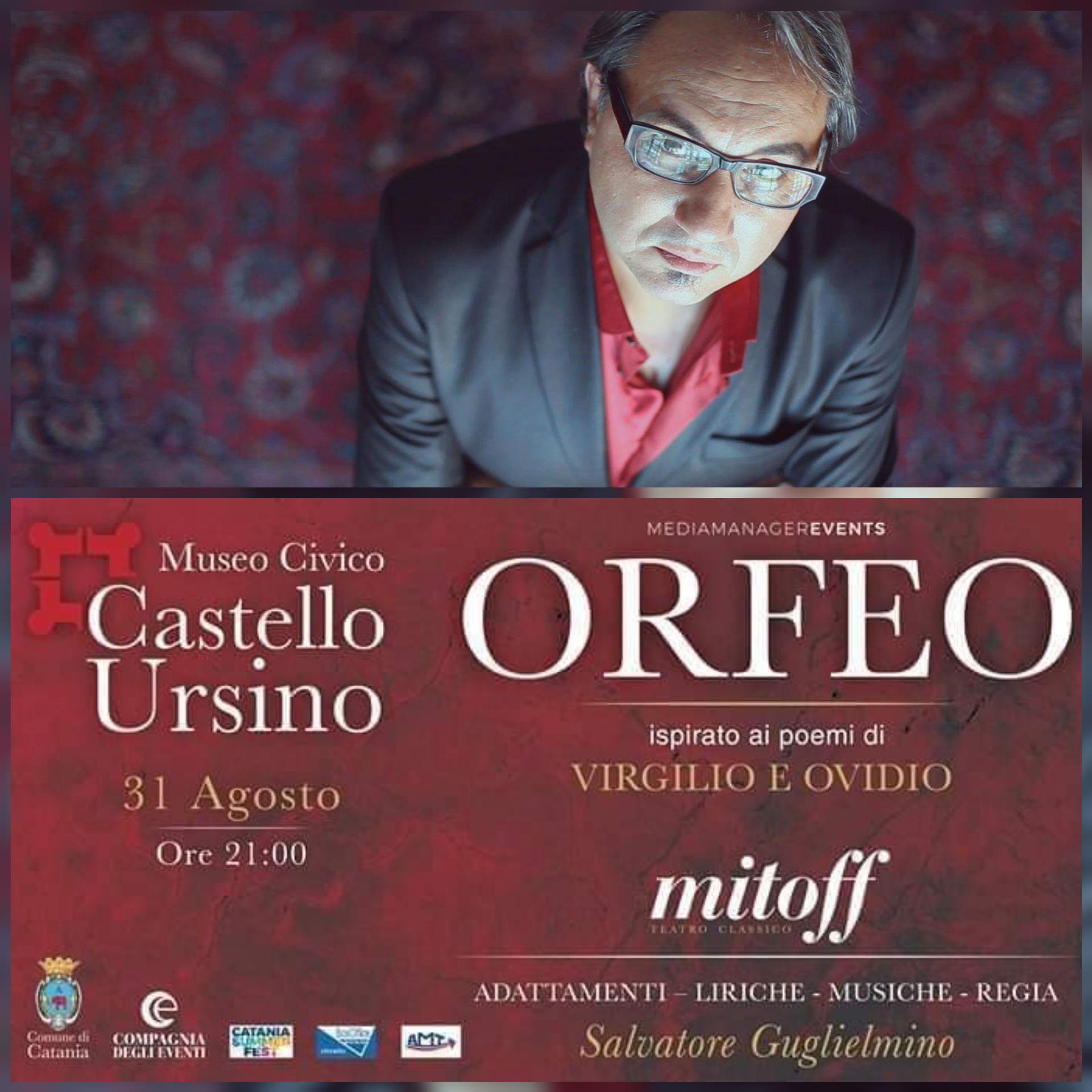 """""""Mitoff"""" la rassegna dedicata al teatro classico in scena a Catania"""