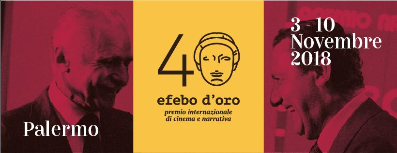 Giuria Premio Efebo d'Oro 2018. Nomi illustri per il premio di narrativa siciliano