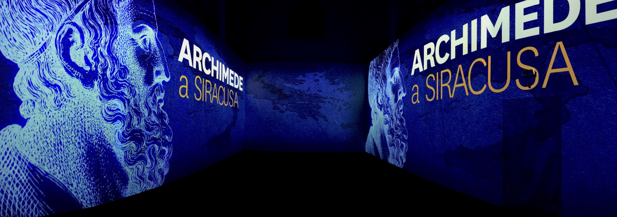 "Inaugurata mostra ""Archimede a Siracusa - Experience exhibition"""