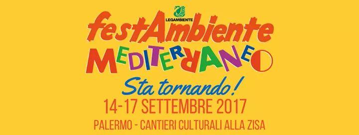 Festambiente Mediterraneo: dal 14 al 17 settembre tutti a Palermo