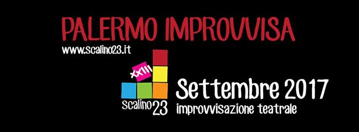 Dal 15 al 17 settembre, Palermo improvvisa!