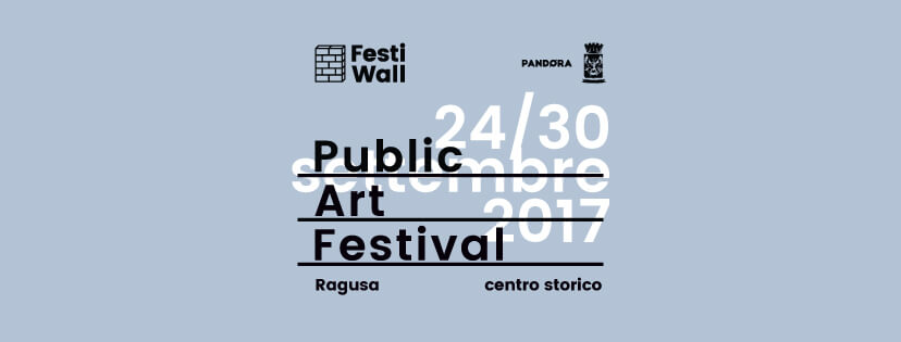 Festiwall 2017, il senso dell'arte di strada a Ragusa