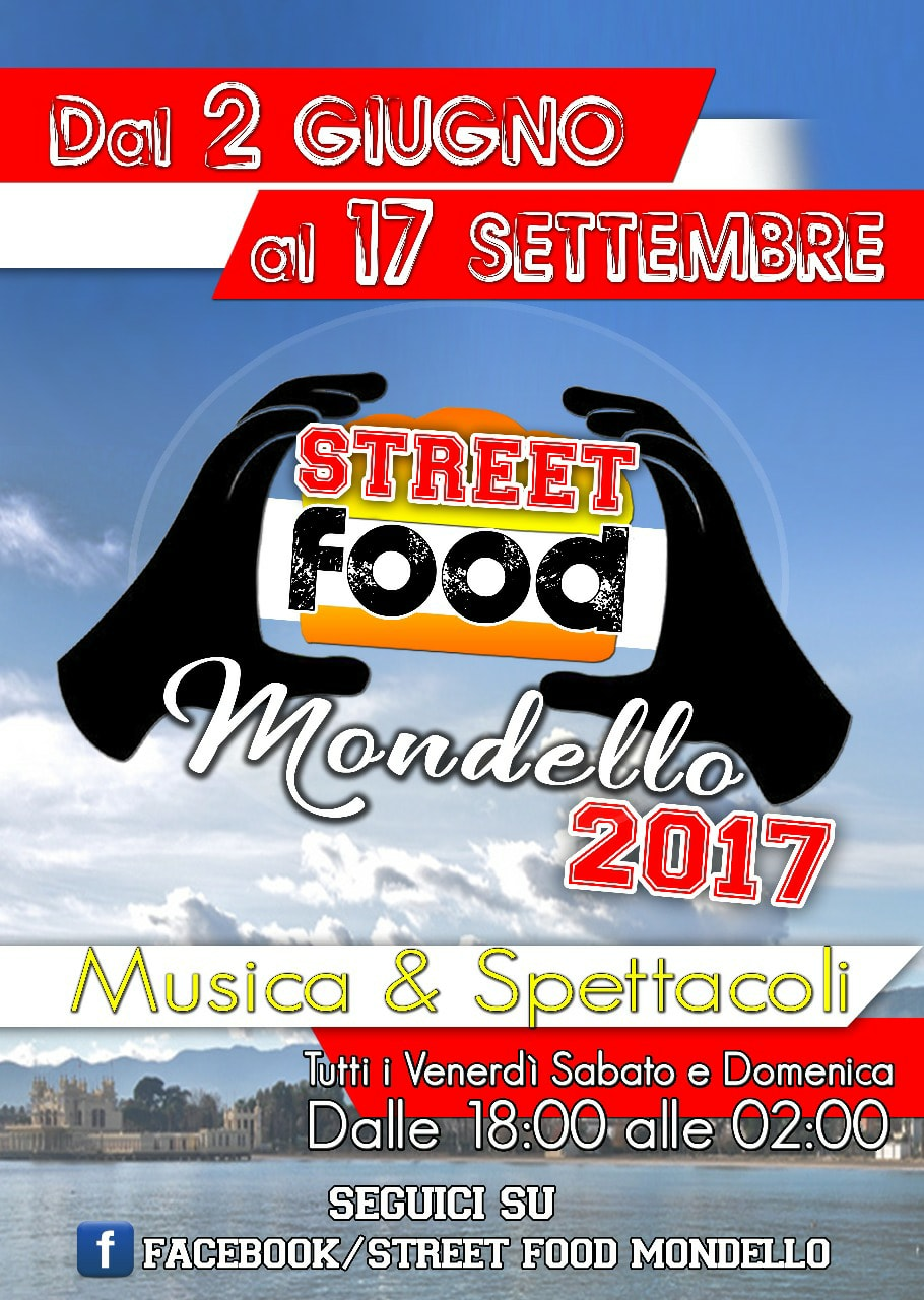 "L'estate 2017 di Palermo con il ""Mondello Street food"""