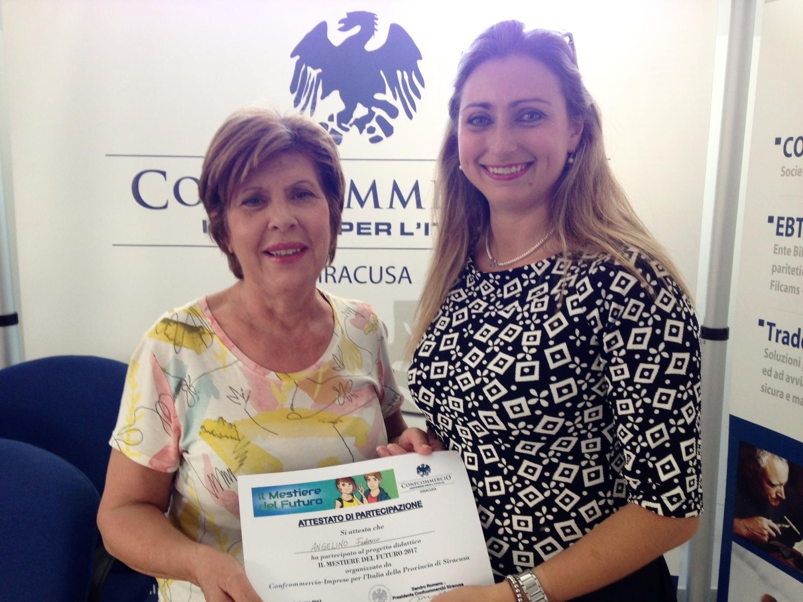 Luca Parmitano e le borse di studio a studenti siciliani per… Volare!