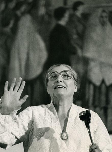 """""""Da questo luogo, da questo tempo"""": per non dimenticare Maria Occhipinti"""