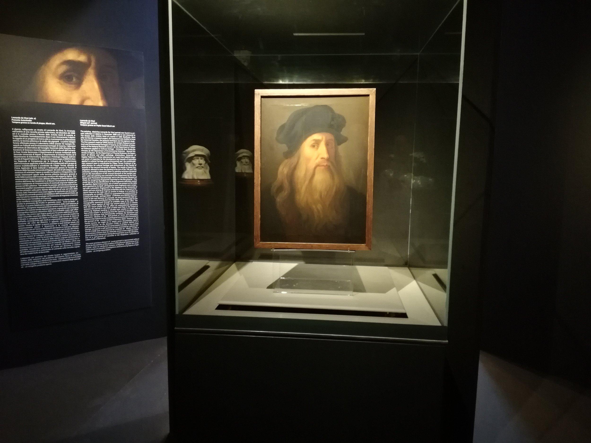 "La ""Tavola Lucana"" di Leonardo Da Vinci a Taormina"