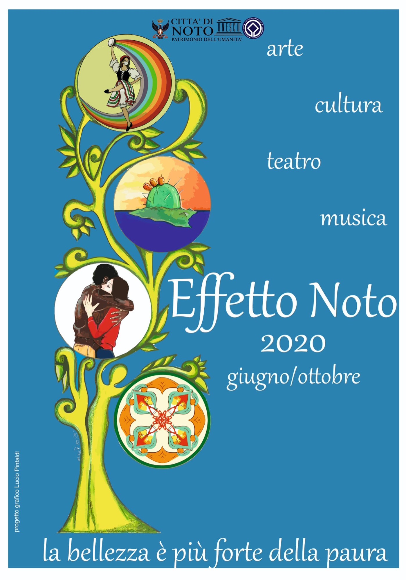Codex Festival 2020, Vol. 8: i nuovi linguaggi dell'arte a Noto