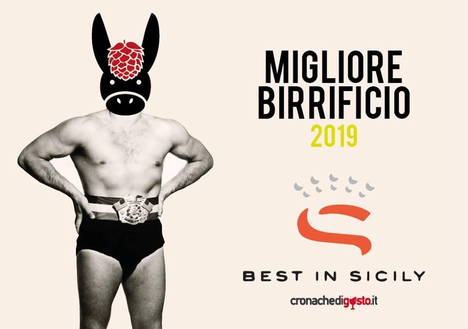 Alveria vince il premio #BestinSicily2019 di Cronache di Gusto