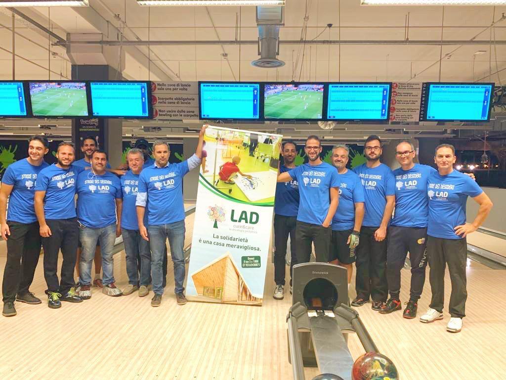 """Torna """"Strike dei desideri"""": il torneo di bowling dedicato ai piccoli pazienti oncologici"""