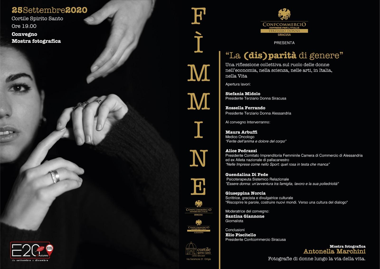 Lettera aperta di Confcommercio e Federazione Pubblici Esercizi al Sindaco di Siracusa Italia
