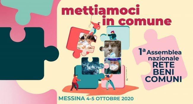 """""""Mettiamoci in Comune"""": a Messina un'assemblea per discutere di sostenibilità economica, sociale e ambientale"""