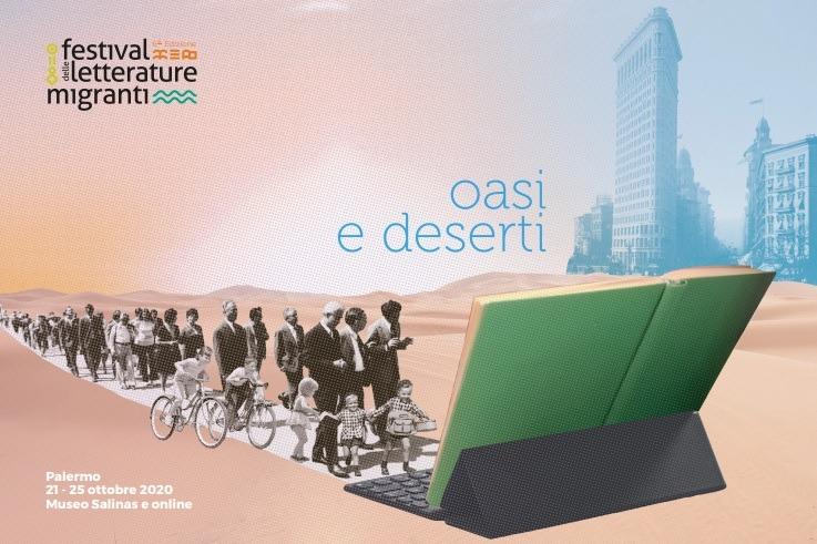 Palermo: al via la 6° edizione del Festival delle Letterature Migranti