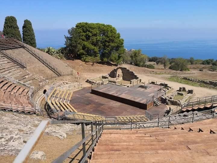 Partita la campagna di riqualificazione dell'area archeologica di Tindari (ME)