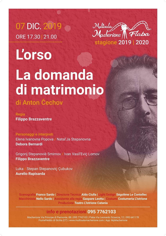 Incontri all'Orecchio di Dionisio - Stagione 2019 Teatro Greco Siracusa