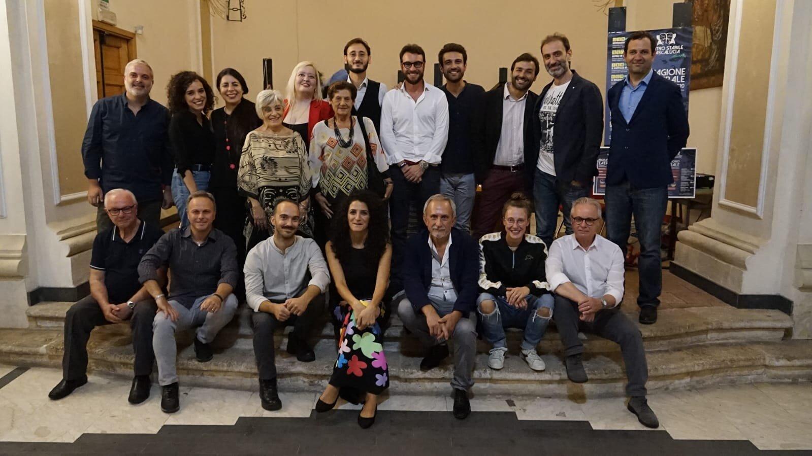 Ad ottobre la stagione teatrale 2019/20 del Teatro Stabile di Mascalucia
