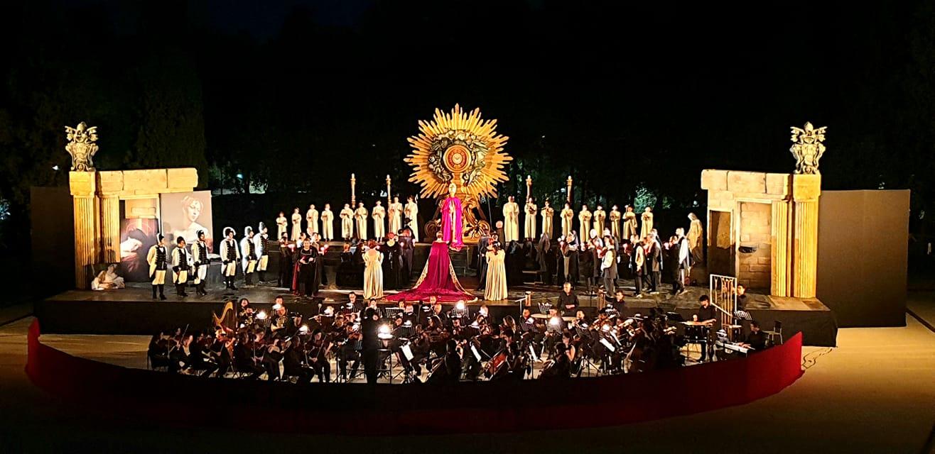 """""""Sesto Senso Opera Festival"""": Marcello Giordani e Peppe Vessicchio direttori artistici del festival"""