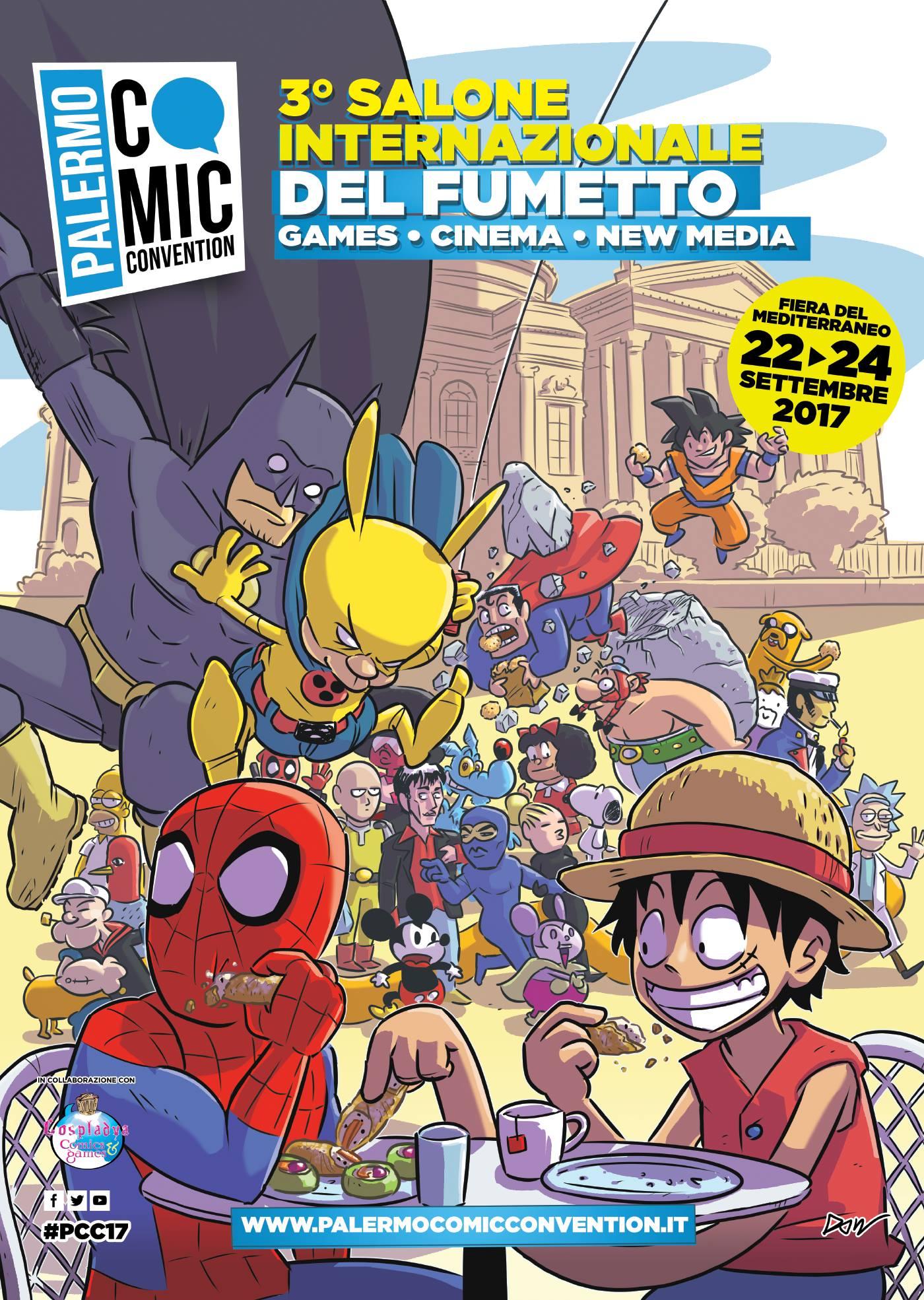 Panini e DC Comics sbarcano in Sicilia con un'avventura ambientata nella Valle dei Templi